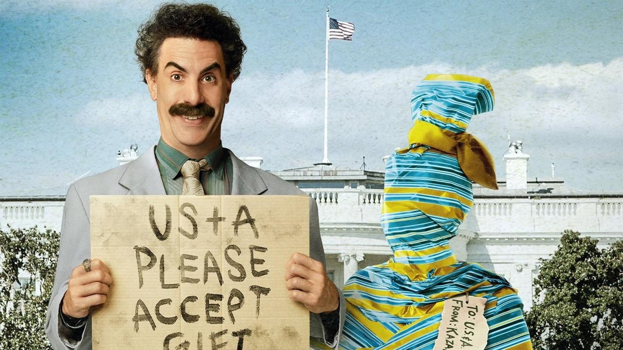 Borat torna su Amazon con un'edizione estesa del secondo film thumbnail