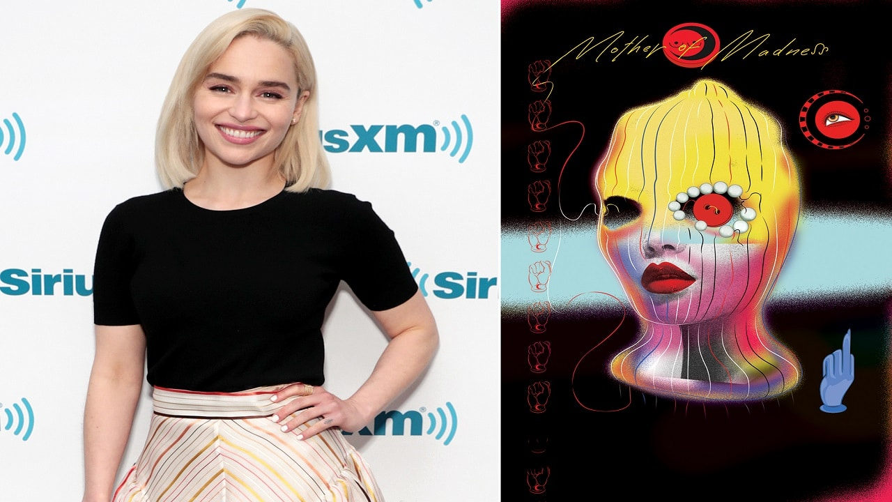 Emilia Clarke ha creato un fumetto di supereroi thumbnail