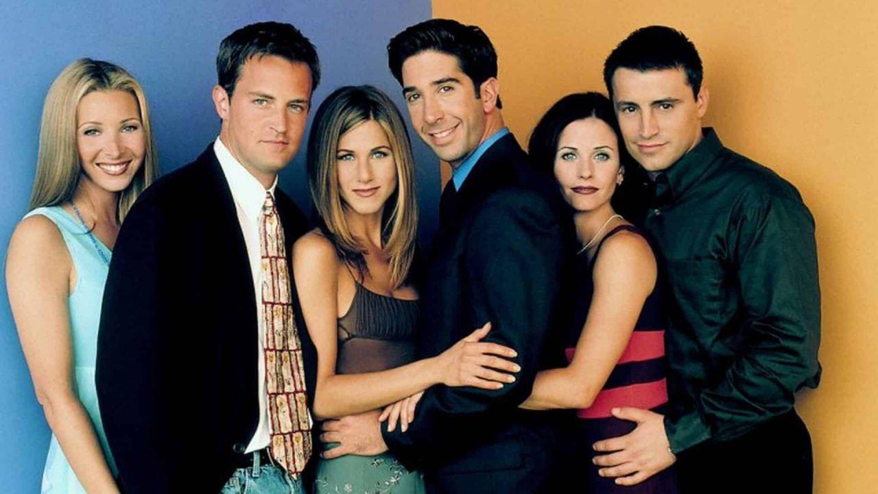 Friends: le riprese della reunion stanno per iniziare thumbnail