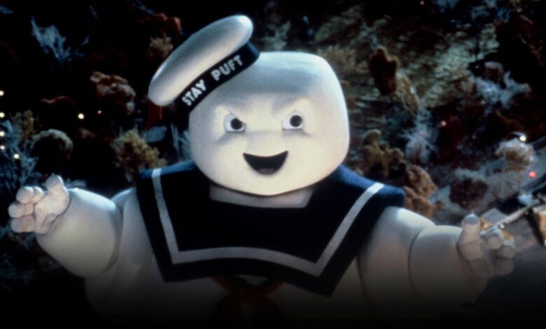 Ghostbusters Legacy Stay Puft
