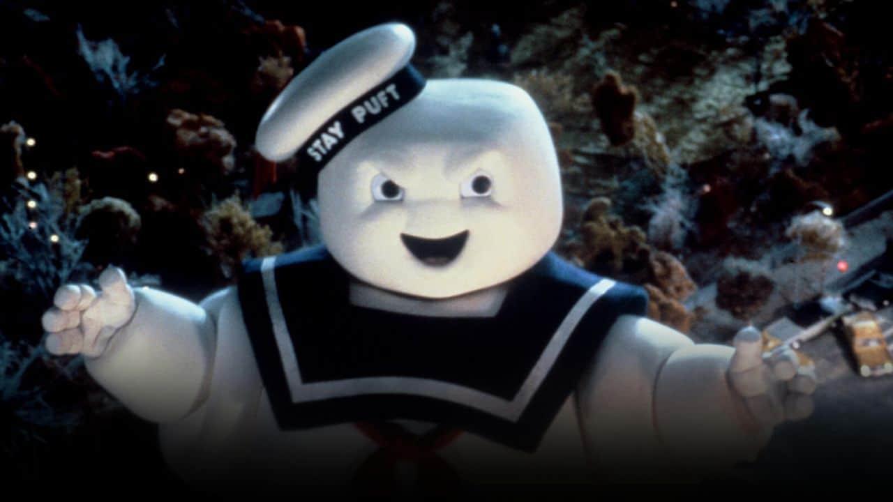 Ghostbusters: Legacy, dei mini-Stay Puft nella prima clip thumbnail