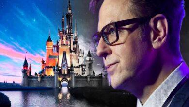 James Gunn Disney