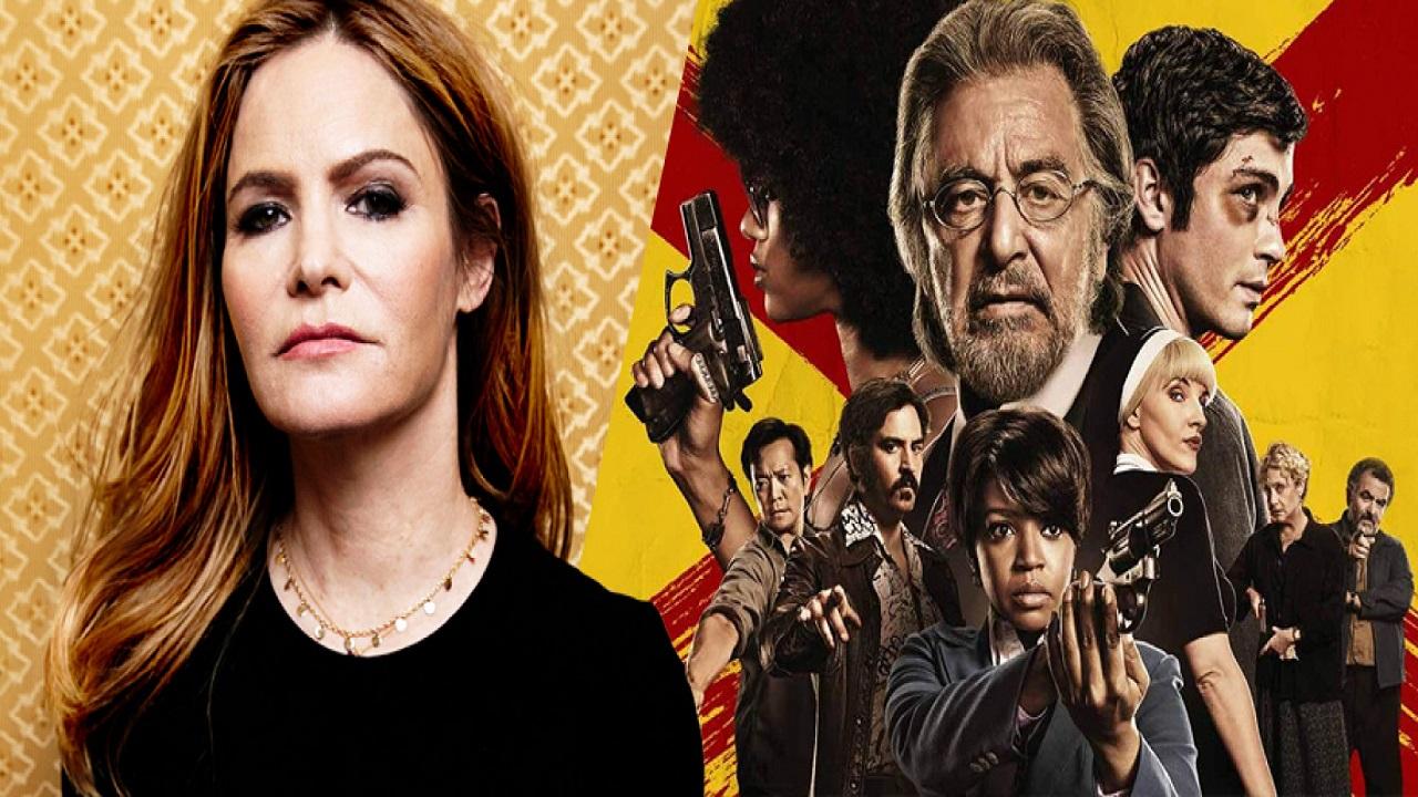Jennifer Jason Leigh si aggiunge al cast di Hunters thumbnail
