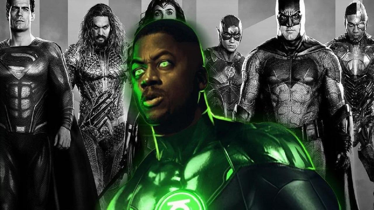 Snyder Cut: ecco come avrebbe potuto essere Lanterna Verde thumbnail