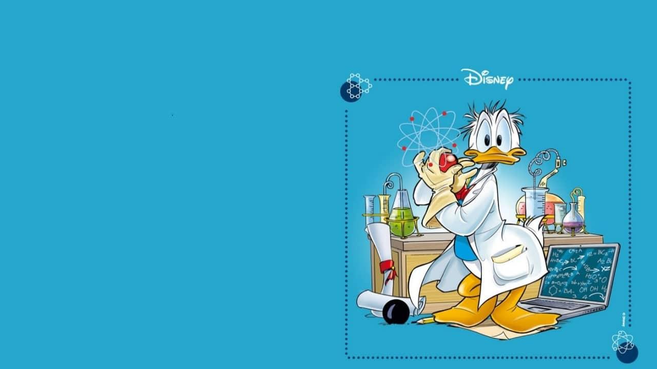 La grande scienza Disney arriva in edicola thumbnail