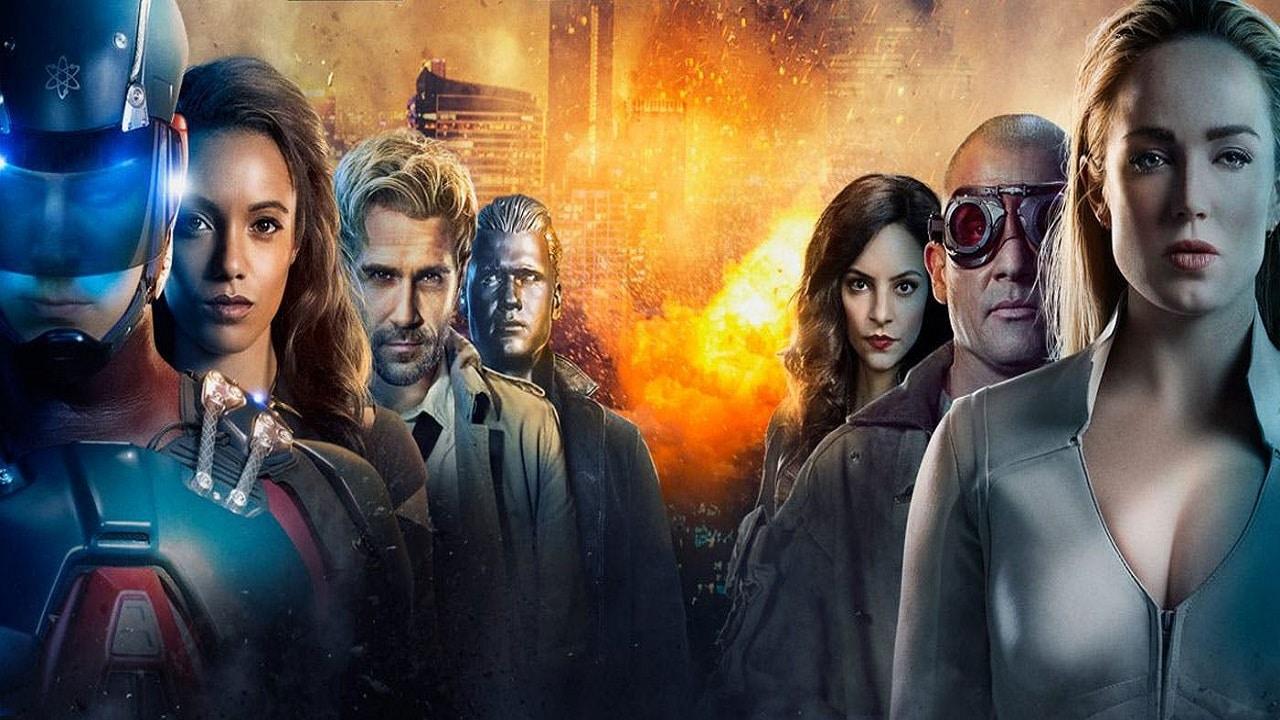 Legends of Tomorrow, nella prossima stagione non ci sarà Constantine thumbnail