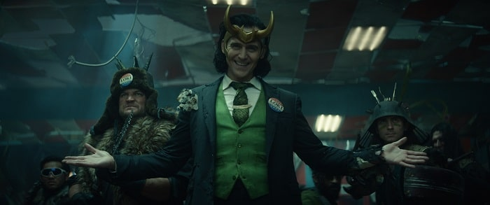 loki trailer marvel