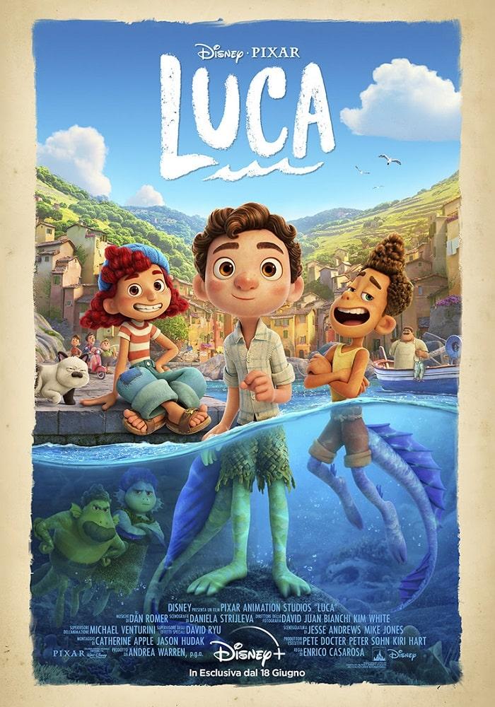 luca pixar nuovo trailer