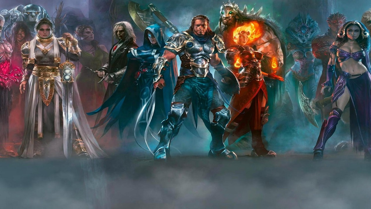 Un artista di Magic: the Gathering sospeso per plagio thumbnail
