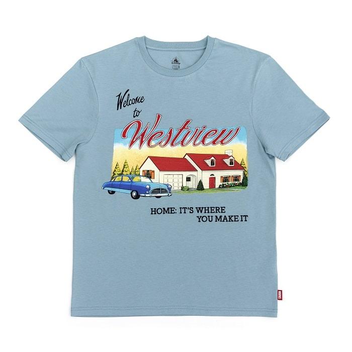 maglietta wandavision gadget disney store