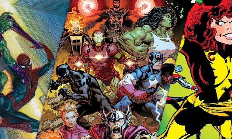 Marvel John Romita Jr