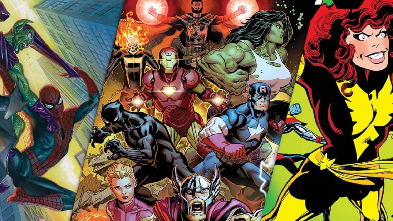 John Romita Jr. torna a lavorare per Marvel thumbnail