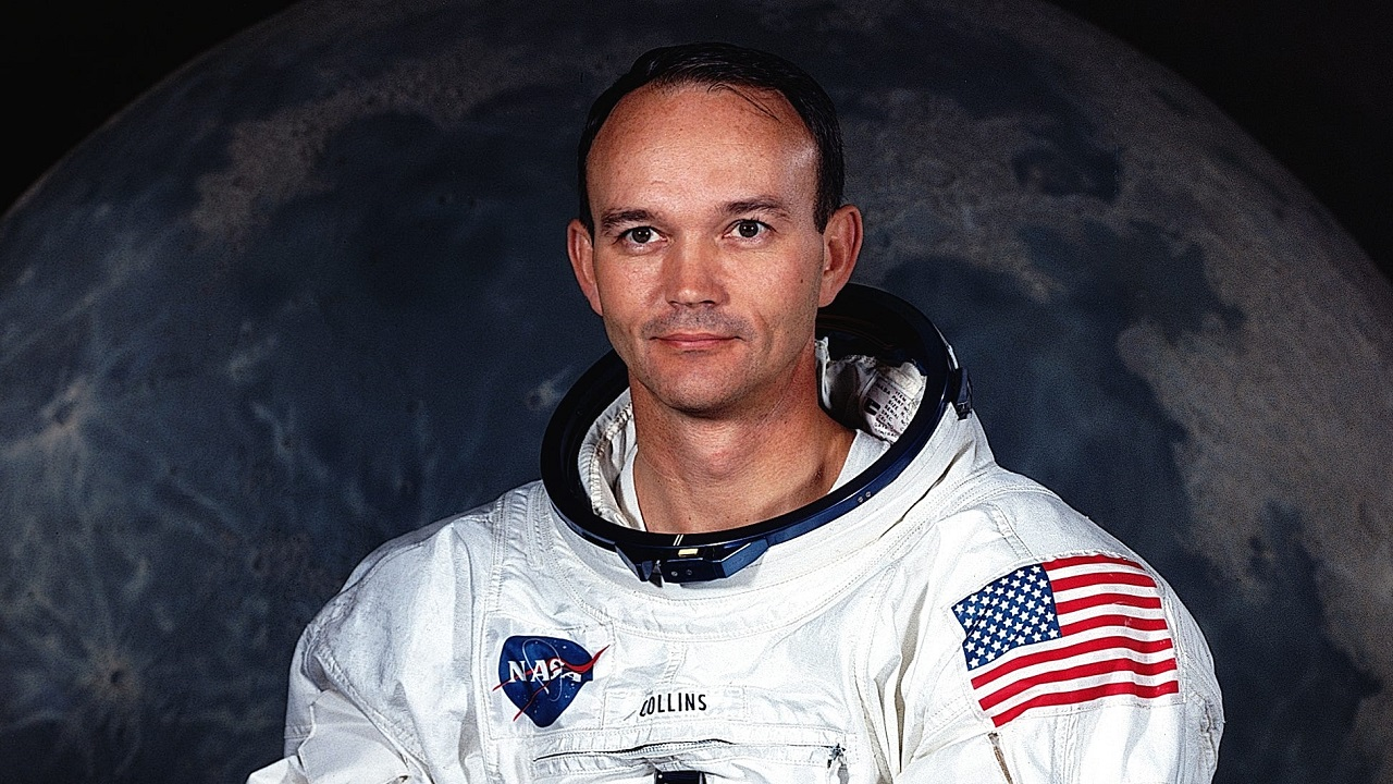 È morto Michael Collins, pilota dell'Apollo 11 thumbnail