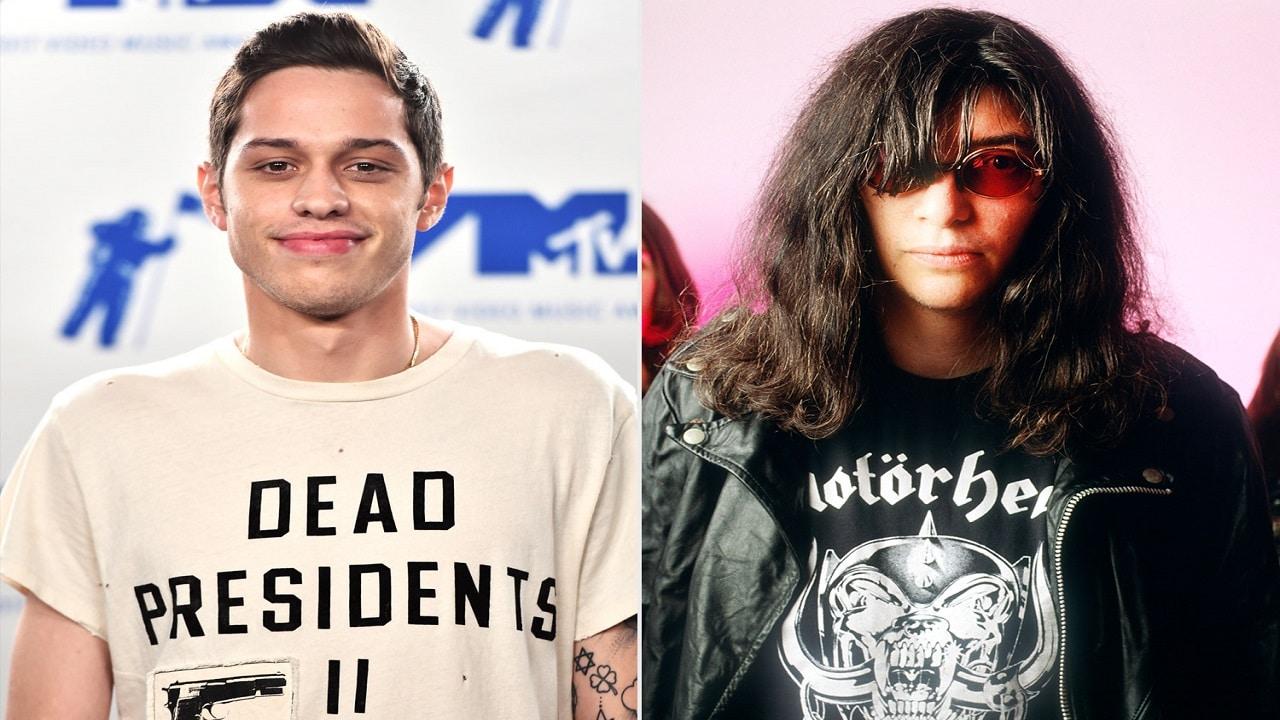 Pete Davidson protagonista di un biopic su Joey Ramone thumbnail