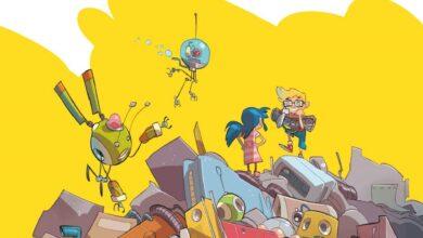 robot squa libri scienza per bambini