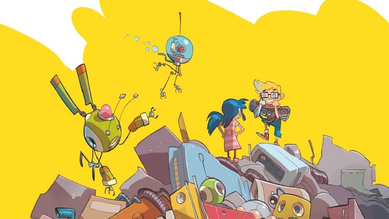 Robot Squad, la serie di libri per bambini che amano la scienza thumbnail