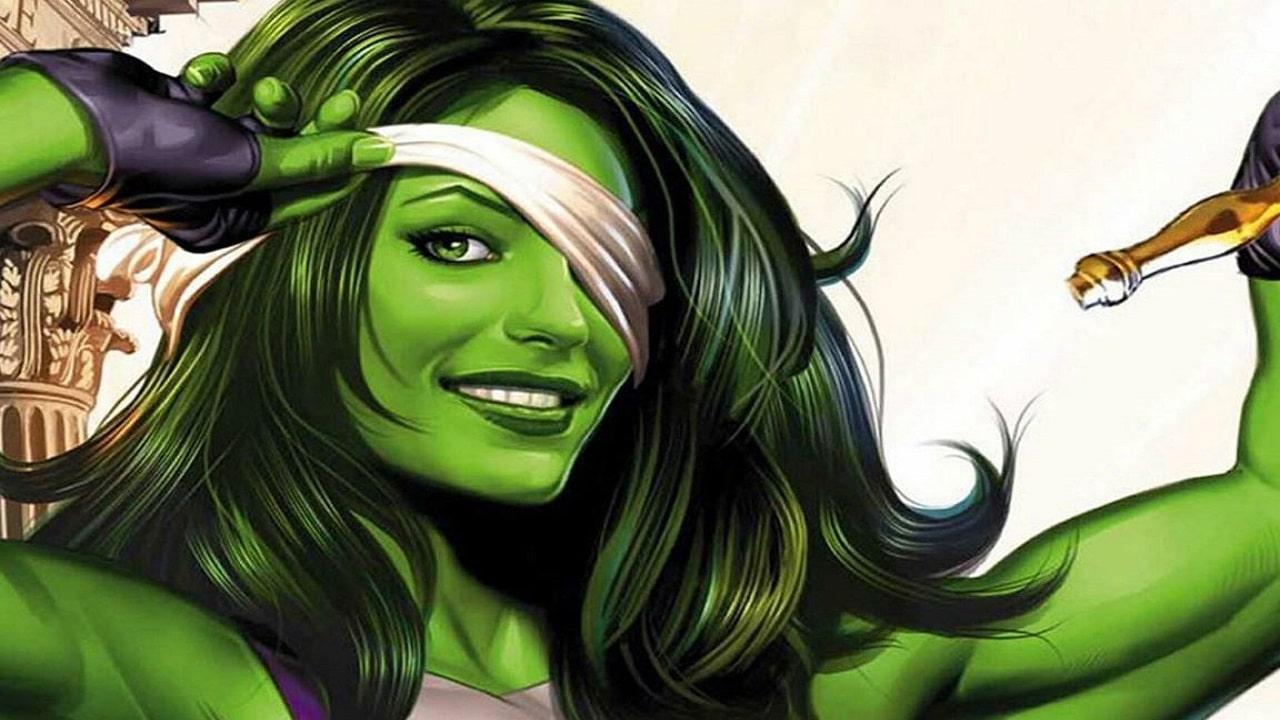 She-Hulk: trapela la prima foto dal set thumbnail