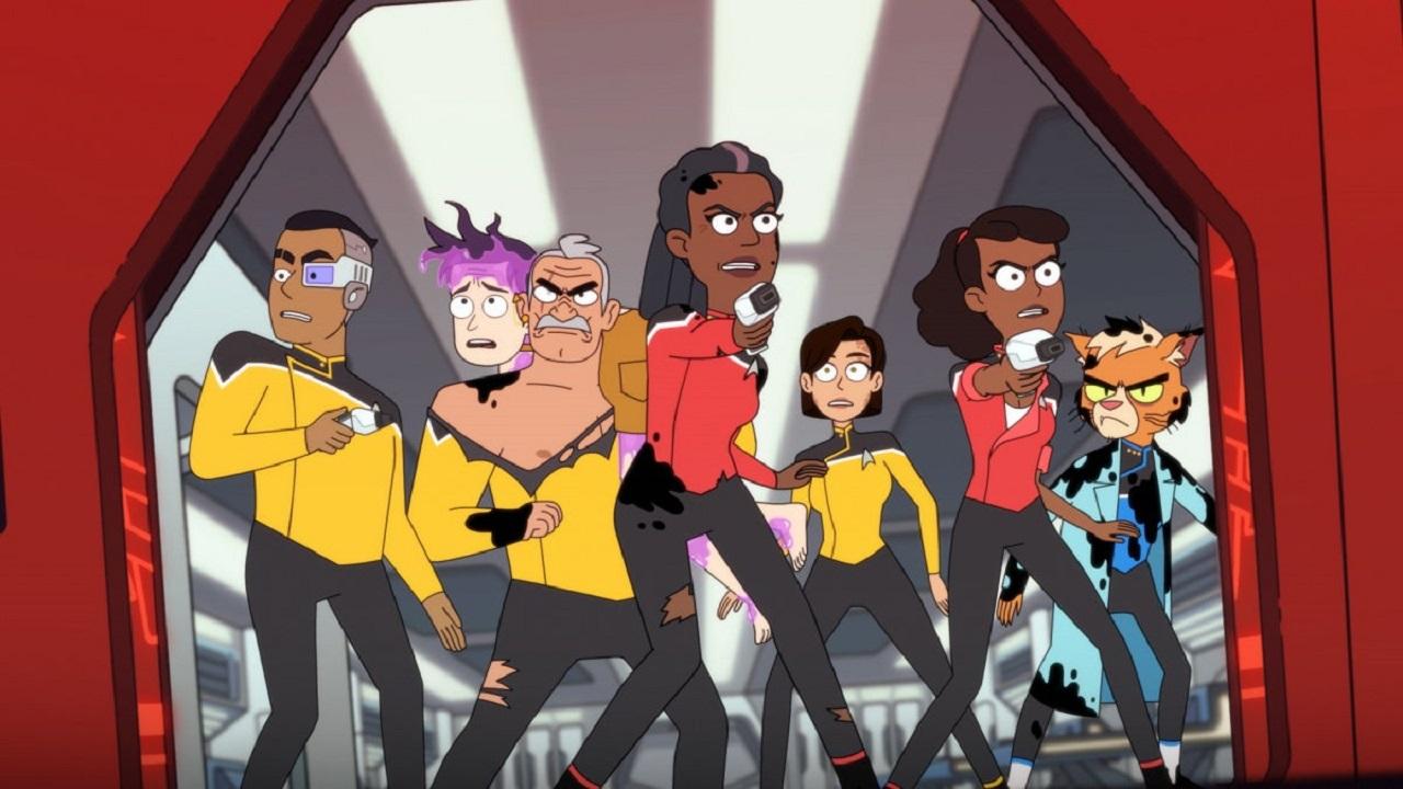 Star Trek Lower Decks: il teaser della seconda stagione arriva insieme al rinnovo thumbnail