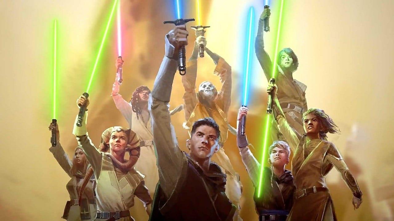 Star Wars: L'Alta Repubblica arriva in Italia con una maratona su Twitch thumbnail