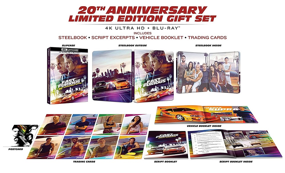 Fast and Furious anniversario