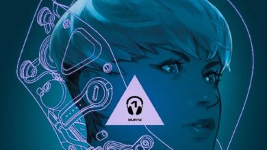 the prism graphic novel fantascienza musica-min