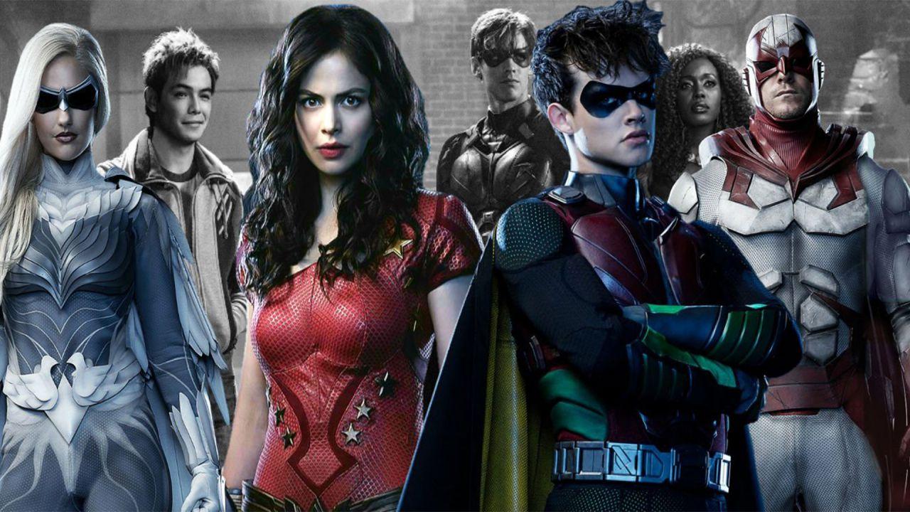 Titans: ecco chi interpreterà Spaventapasseri nella terza stagione thumbnail