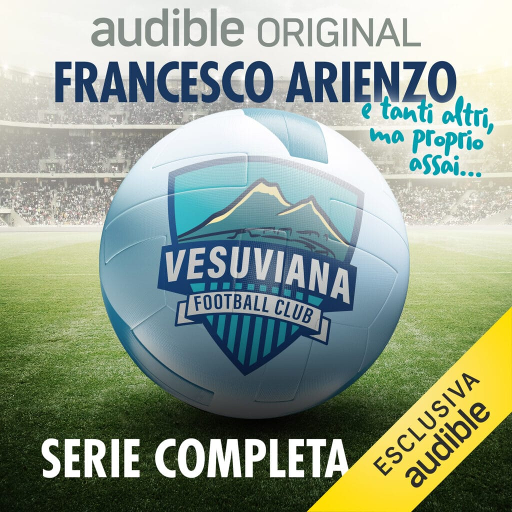 Vesuviana Football Club su Audible