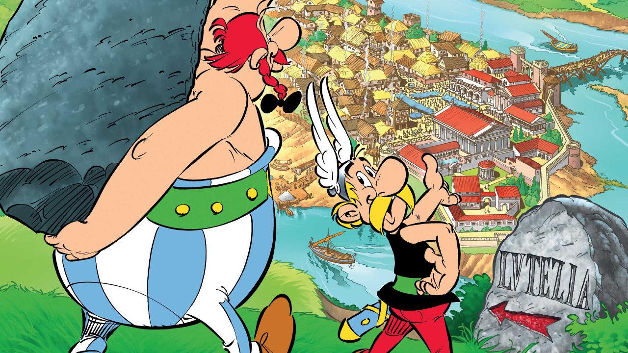 La collezione completa di Asterix arriva in edicola thumbnail