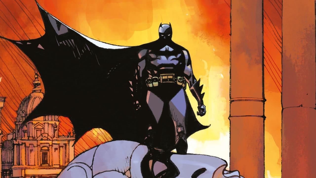 Batman: Il Mondo da Panini Comics - In arrivo la nuova antologia thumbnail