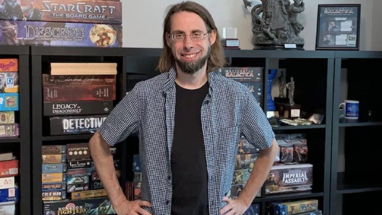 Corey Konieczka: un autore di giochi da tavolo davvero coinvolgenti thumbnail