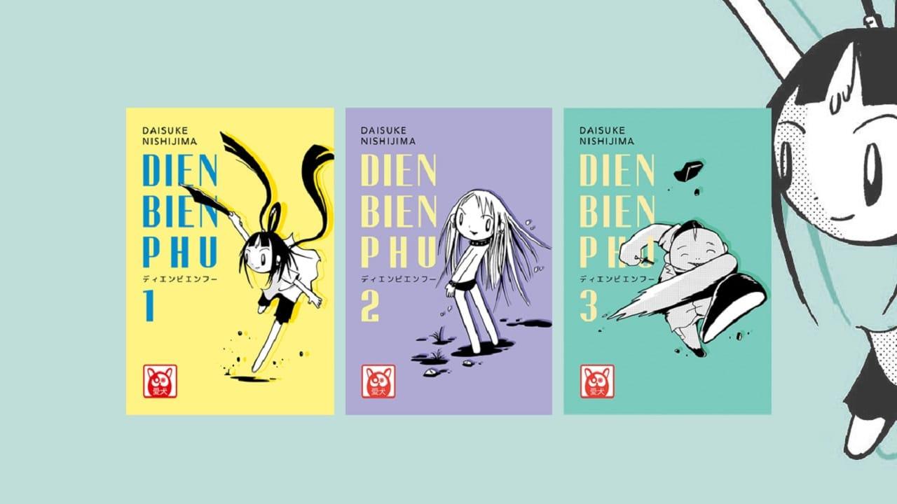 Dien Bien Phu 3, il manga di Daisuke Nishijima entra nel vivo della guerra del Vietnam thumbnail