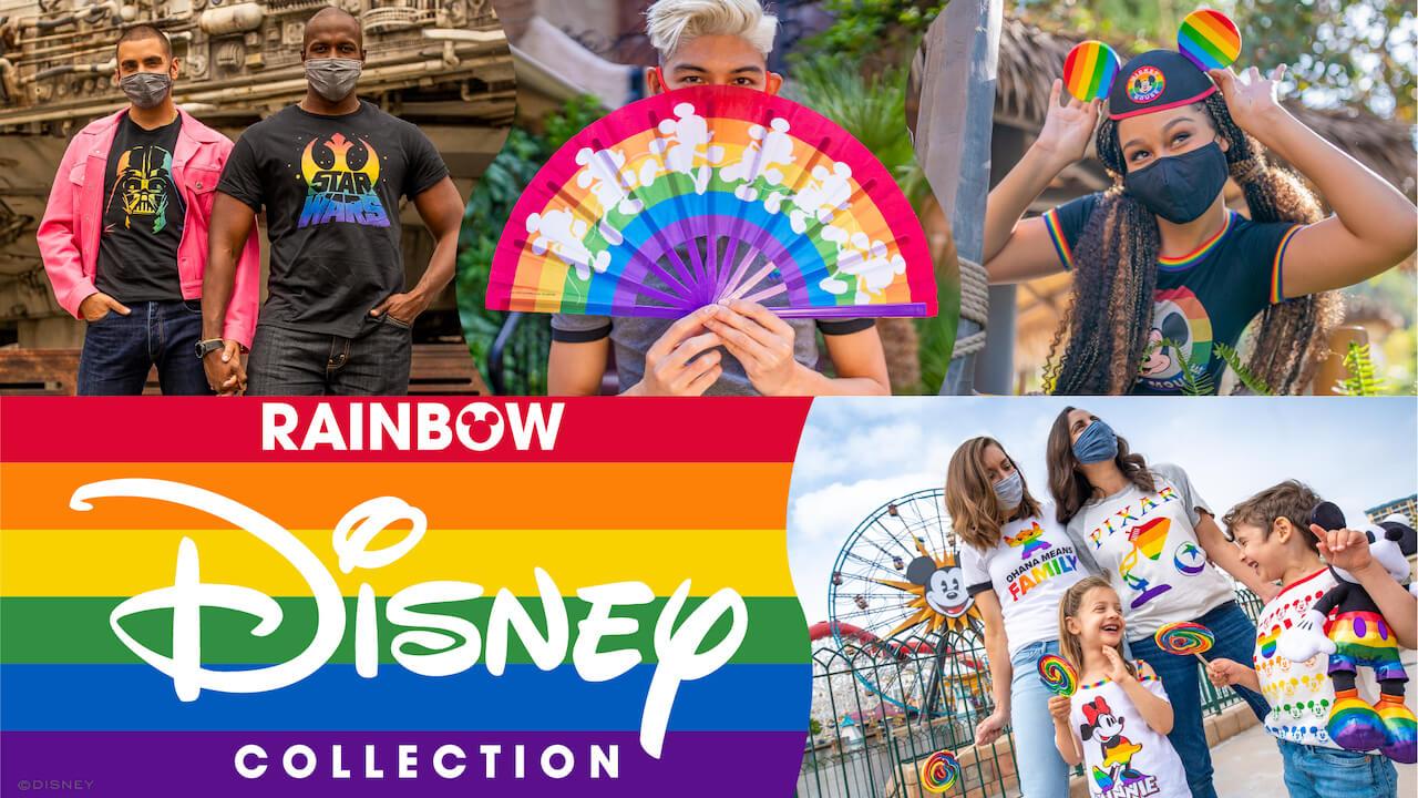 Disney celebra il Pride Month con la nuova ed esclusiva Disney Rainbow Collection thumbnail