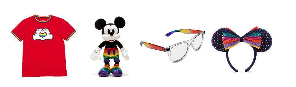 Pride Month Disney