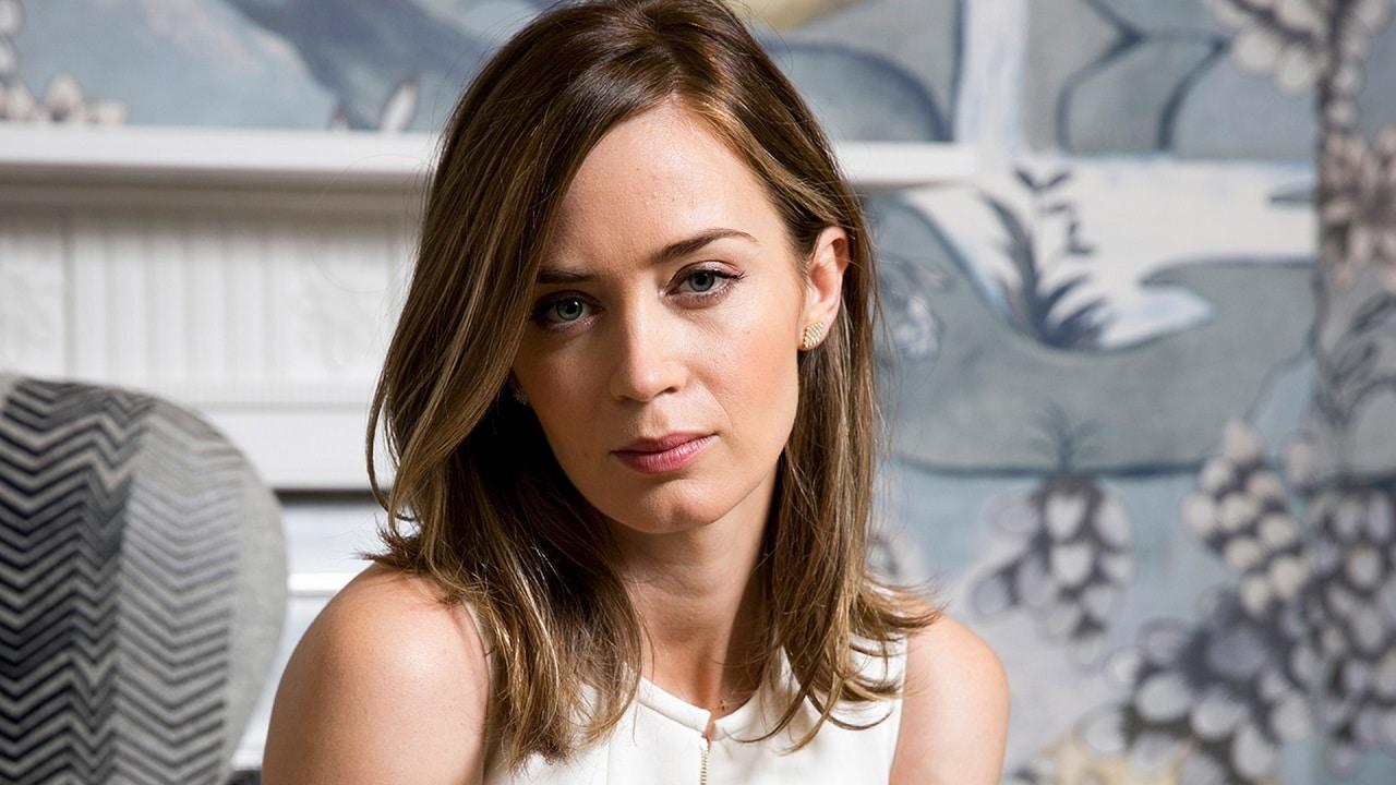 """Emily Blunt parla dei film di supereroi: """"Non mi piacciono proprio"""" thumbnail"""