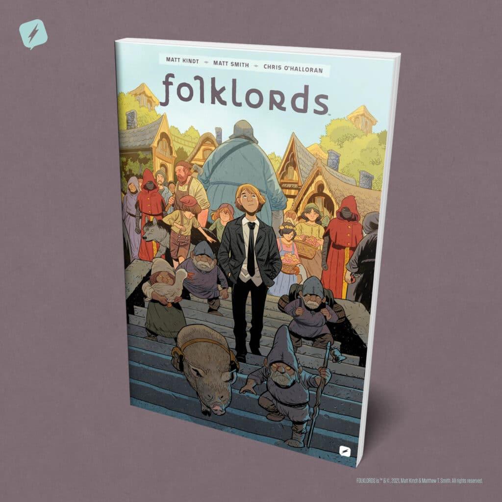 Folklords di Edizioni BD