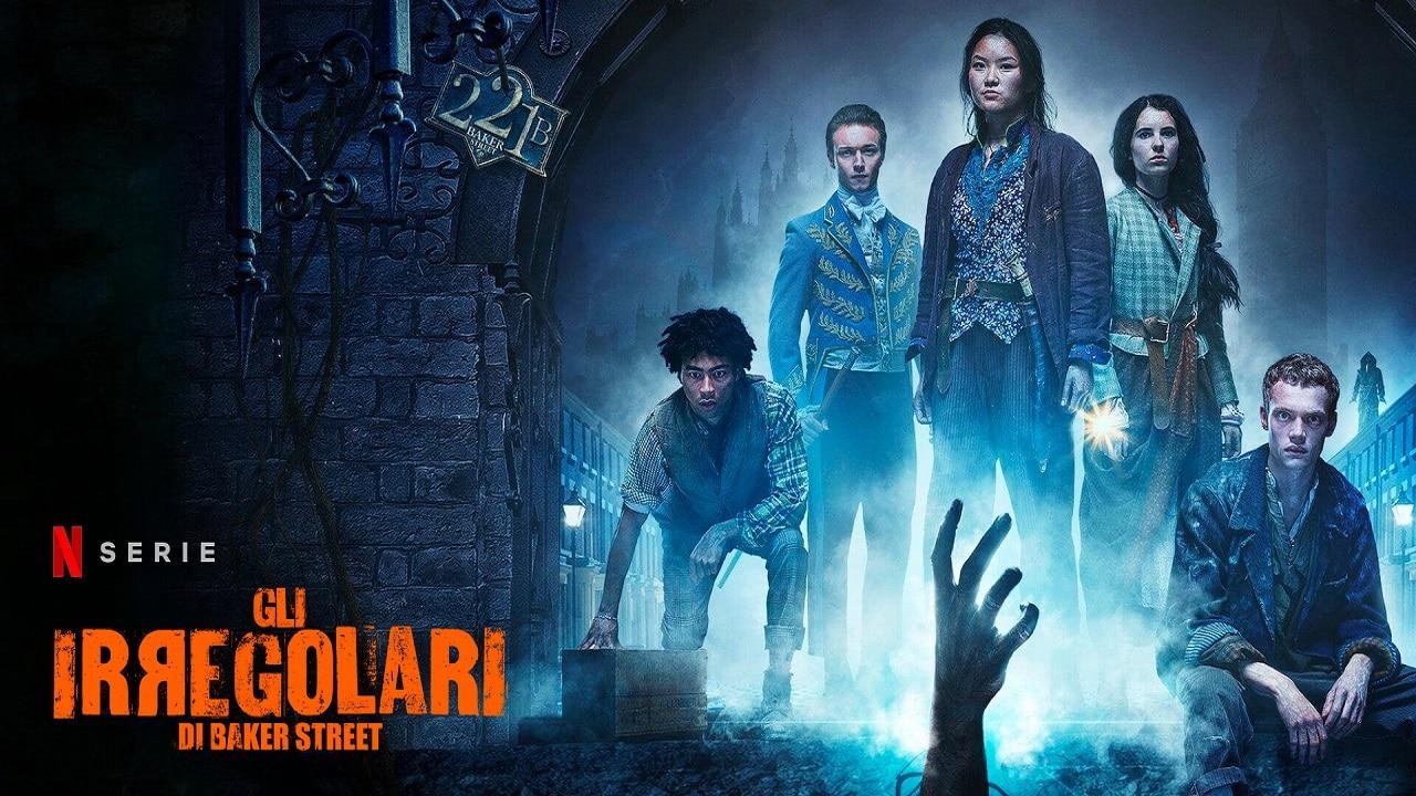 Gli Irregolari di Baker Street è stata cancellata dopo una stagione thumbnail