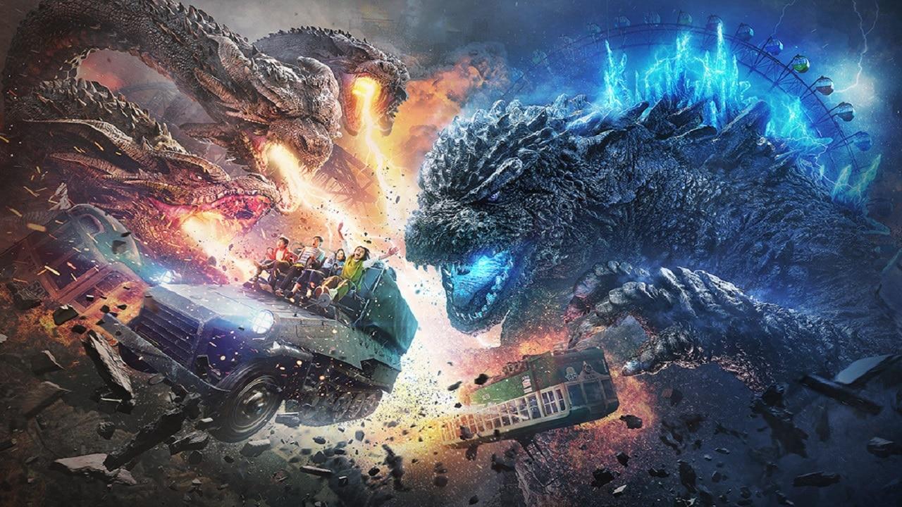 Debutta un trailer per una nuova attrazione di Godzilla in Giappone thumbnail