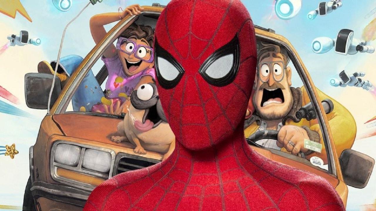 I Mitchell contro le macchine ha quasi avuto un cameo di Spider-Man thumbnail