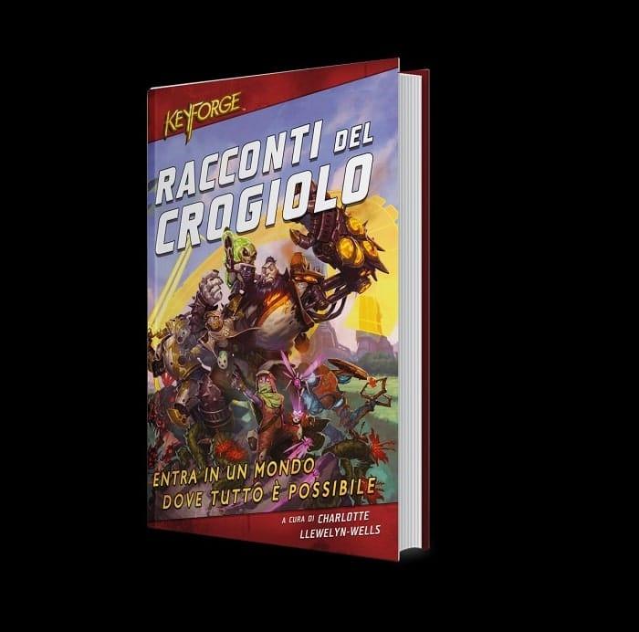 I racconti del Crogiolo romanzi giochi da tavolo