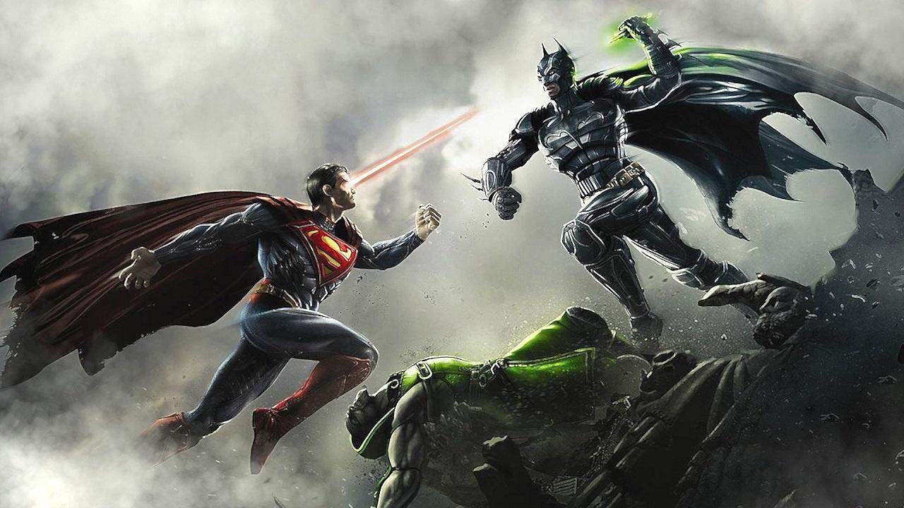 Injustice: in arrivo il film animato DC tratto dal videogame thumbnail