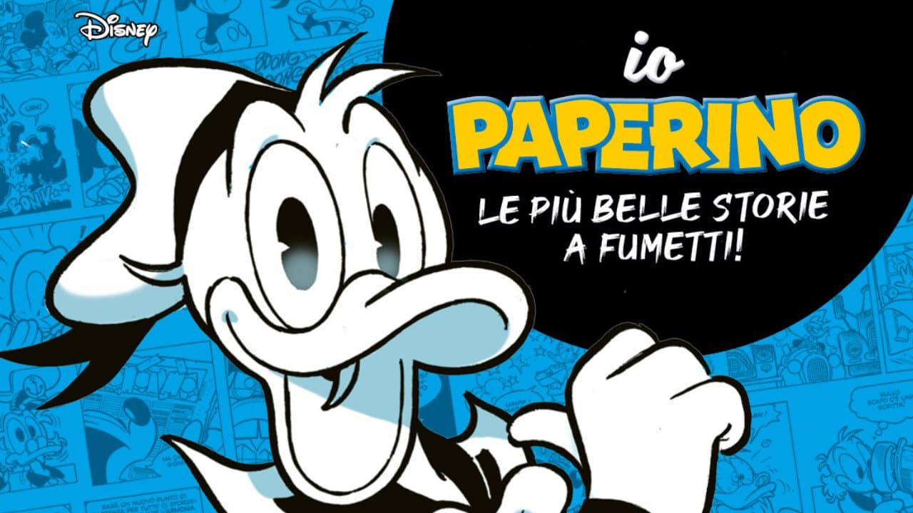 Io Paperino da Panini Comics è in arrivo in uno splendido volume thumbnail