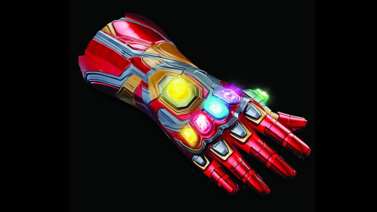 L'Iron Man Nano Gauntlet di Hasbro Marvel Legends arriva in pre-ordine! thumbnail