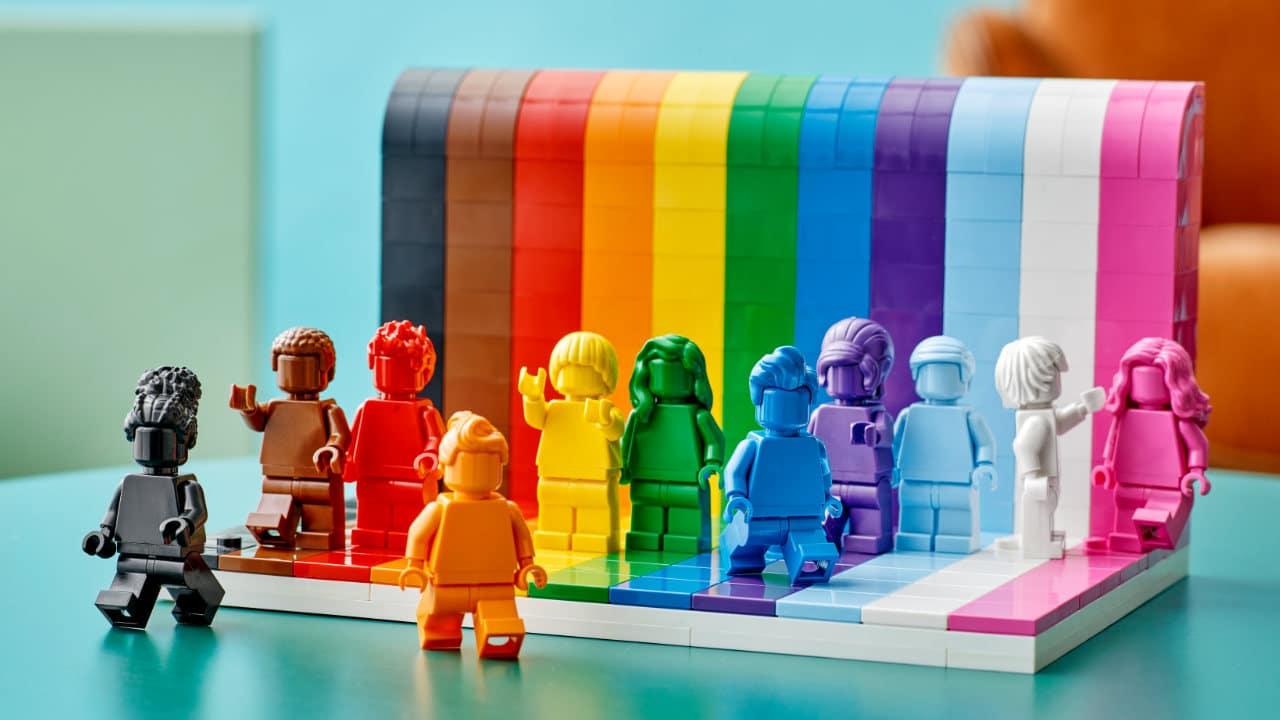 LEGO Everyone is Awesome, in arrivo il set che celebra la diversità! thumbnail
