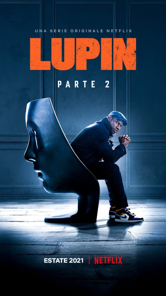 Lupin seconda stagione Netflix