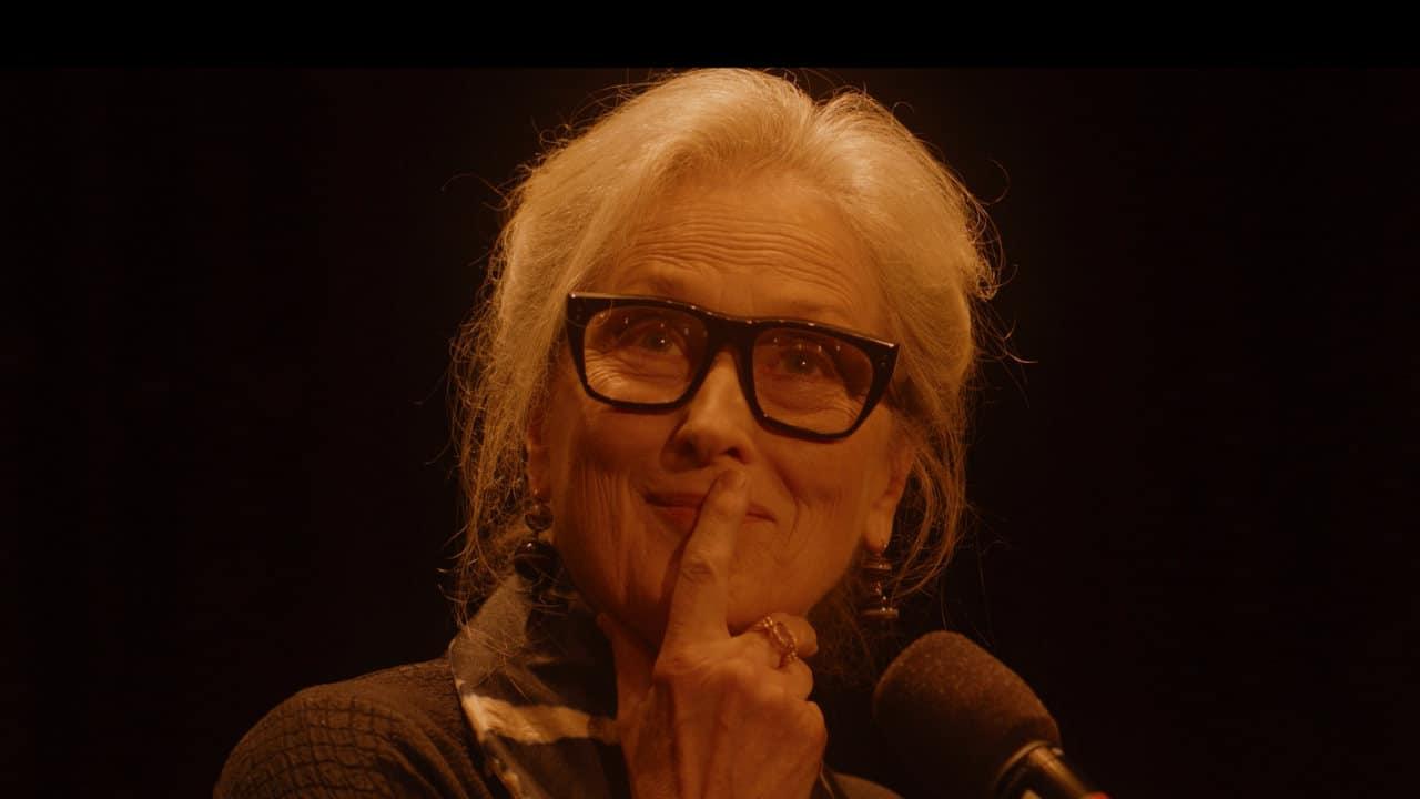 Lasciali Parlare con Meryl Streep - 10 minuti del film già disponibili in anteprima thumbnail