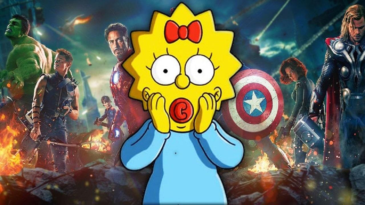 I Simpson: arriverà un corto a tema Marvel? thumbnail