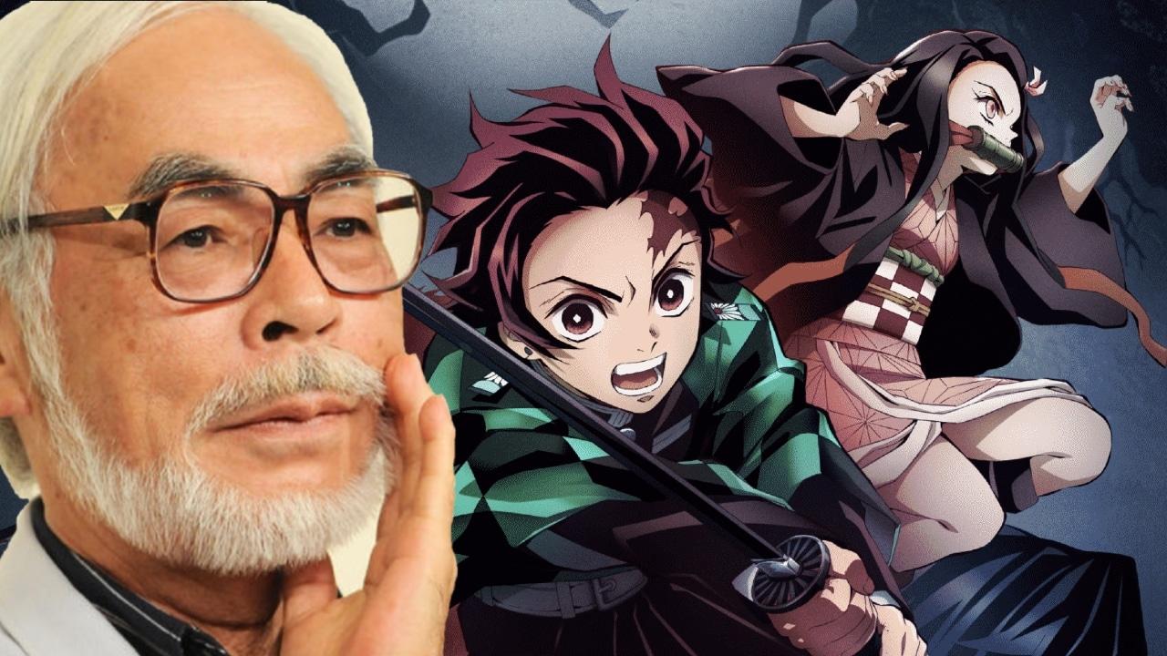 """Hayao Miyazaki: """"Demon Slayer è il mio rivale"""" thumbnail"""