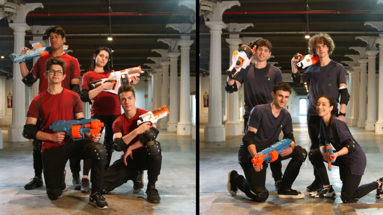 Nerf The Ultimate Challenge in arrivo su DMAX thumbnail