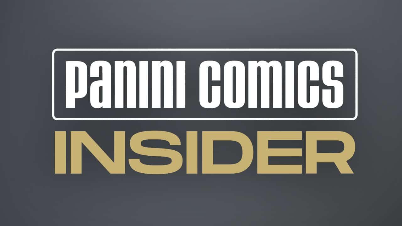 Panini Comics Insider è online - Le interviste speciali ai più grandi autori thumbnail