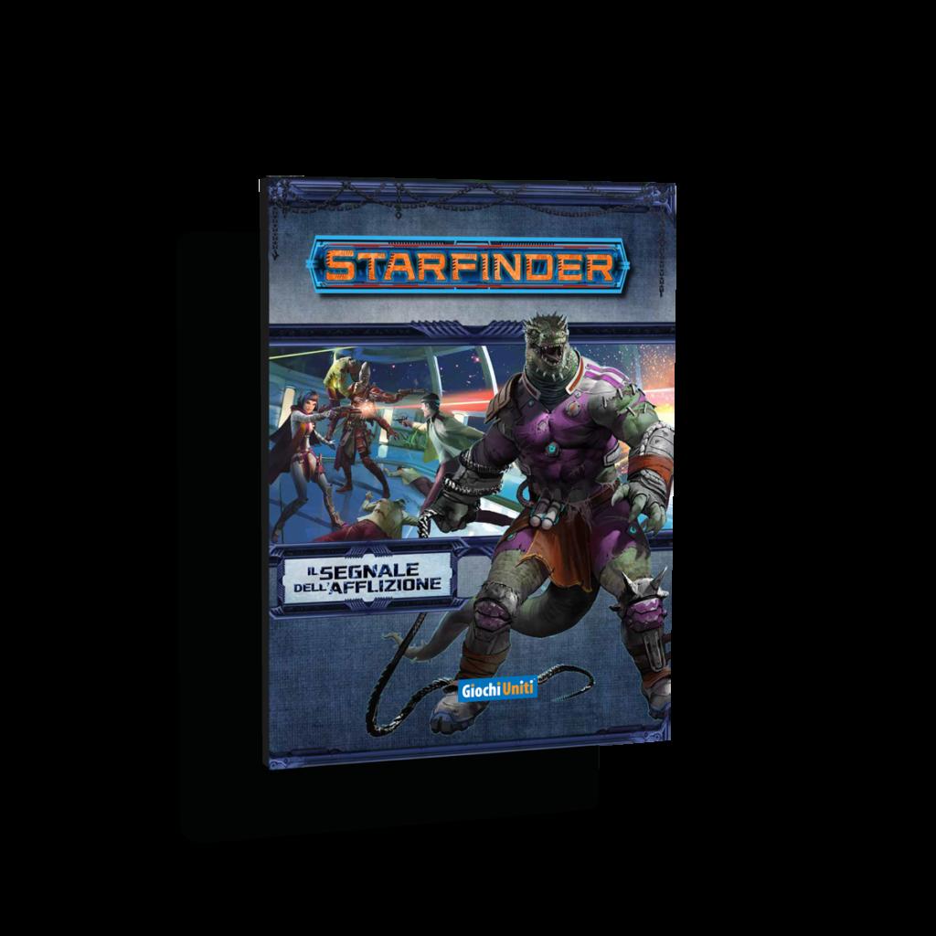 Nuovi Manuali Pathfinder Starfinder